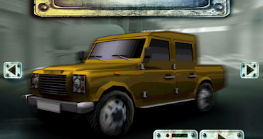 Screenshot of American truck 3D Driving