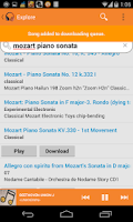 Screenshot of Perfect Music Downloader