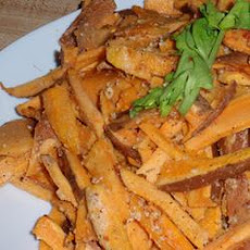 Tangy Sweet Potato Fries