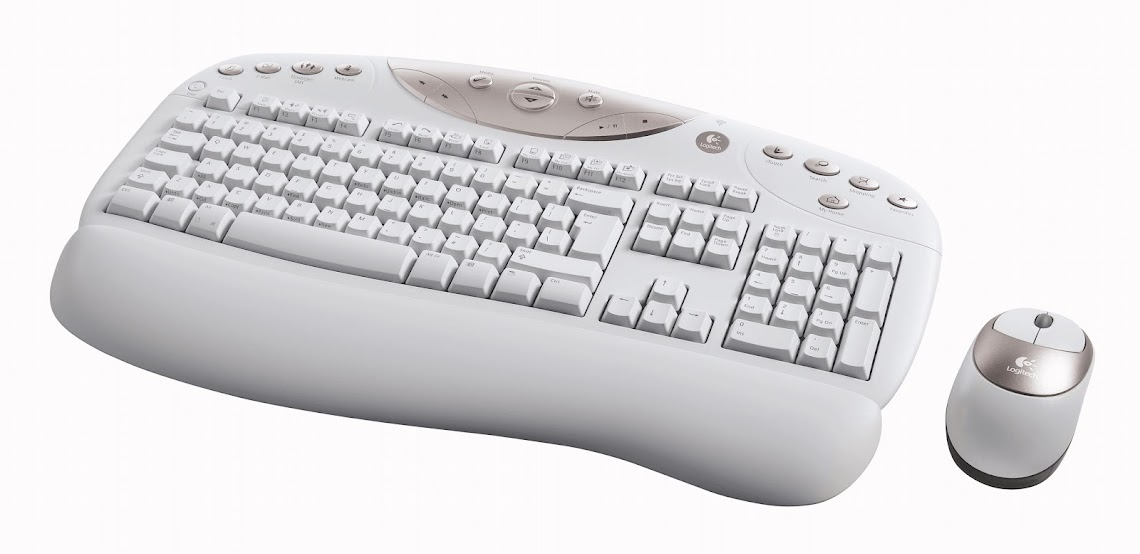 Logitech Cordless Desktop Navigator