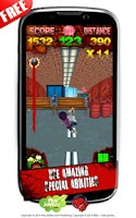Screenshot of Zombie Runner - Run Zombie Run