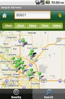 Screenshot of AmpleHarvest.org