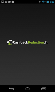 CashbackReduction.fr - screenshot