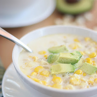 Crab and Corn Soup {Cookbook of the Month Recipe}
