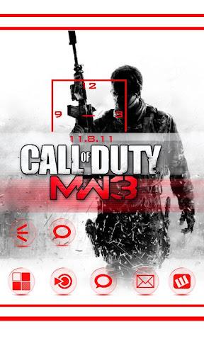 MW3 Theme Modern Warefare 3