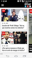 Screenshot of Mediaset Sport