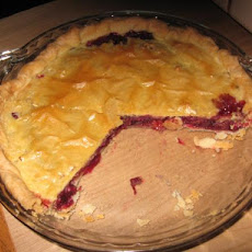 Cranberry Nut Pie
