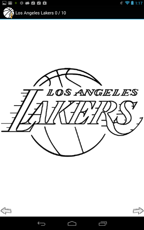 How to Draw the NBA Logo Step by Step Sports Pop