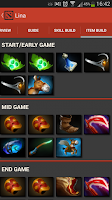 Screenshot of Dota 2 Arsenal