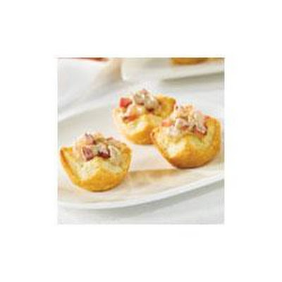 Apple Port Pastry Cups