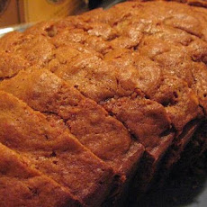 Maple Prune Nut Bread ( Breadmaker 1 1/2 Lb. Loaf)
