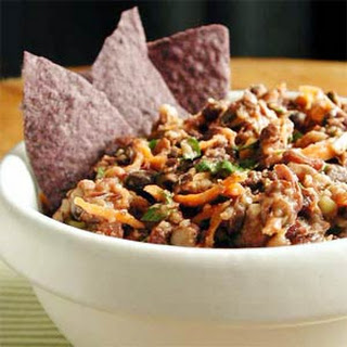 Lime-Spiked Black Bean Dip
