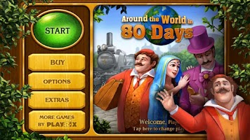 Screenshot of Around the World in 80 Days