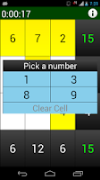 Screenshot of Maths Magic