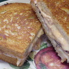 Turkey Reuben Grilled Sandwiches