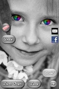 Screenshots  Eye Color Booth Pro