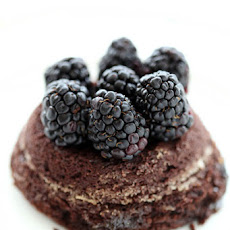 Flourless Chocolate Lava Cake for Passover