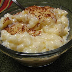 Grandma Dolores's Rice Pudding