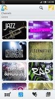 Screenshot of Music Unlimited