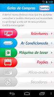 Screenshot of Guia de Compras Bemol