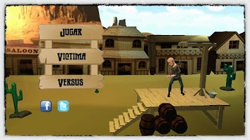 Screenshot of Hangman Spanish