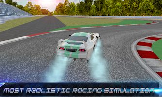 Screenshot of High Speed Track Race