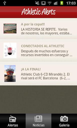 免費運動App|Athletic Alerts|阿達玩APP