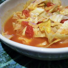 Hungarian Sweet 'n' Sour Cabbage Soup