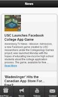 Screenshot of 2012 Best Free App's