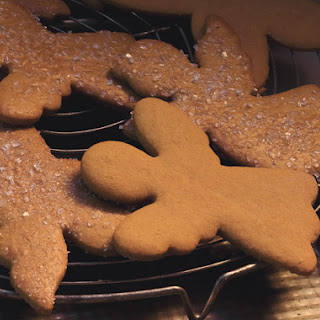 Gingerbread Angels
