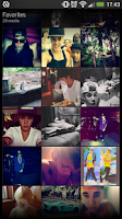 Screenshot of Follow Justin Bieber Instagram
