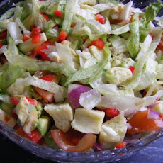 Yummy, Simple Salad