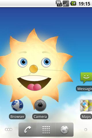SunMoon Live Wallpaper
