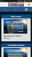 Screenshot of KPRC2 Weather