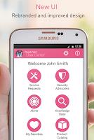 Screenshot of Check Point User Center