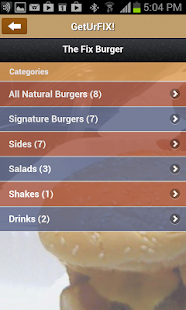 The Fix Burger - screenshot
