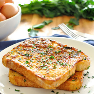 Parmesan Toast Recipes