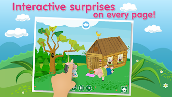 Screenshot of Three Little Pigs Lite