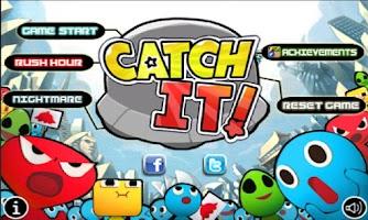 Screenshot of [Alien hunter] Catch It
