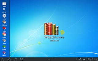 Screenshot of Watchtower Library for Android