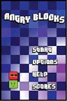 Screenshot of Angry Blocks