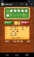 Screenshot of Farkle Solo - Free