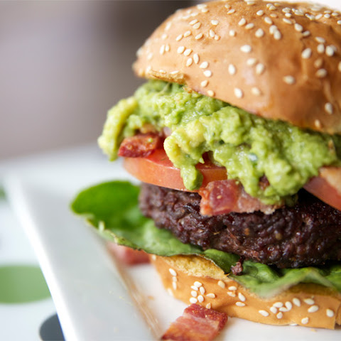 Guacamole Bacon Burger