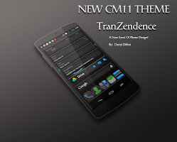 Screenshot of TRANZENDENCE CM11 THEME