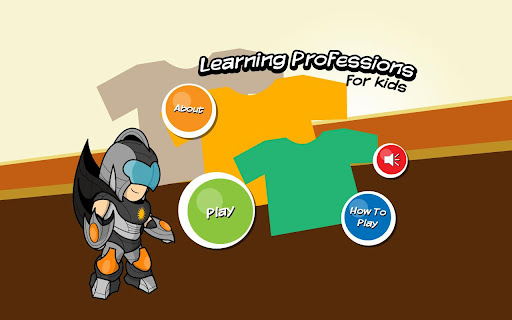 Learning Professions for Kids