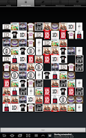 Screenshot of One Direction Fans Club