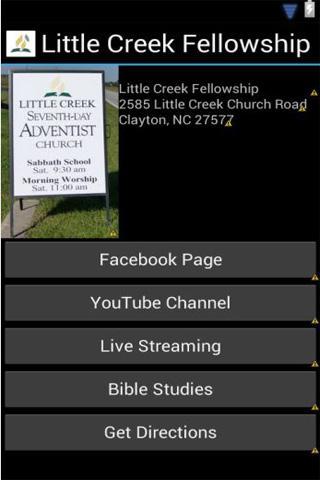 Little Creek Fellowship