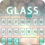 Glass Theme for Kika Keyboard 13.1 Apk