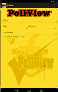 PollView - screenshot