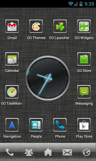 Clear Candy Go Launcher Ex